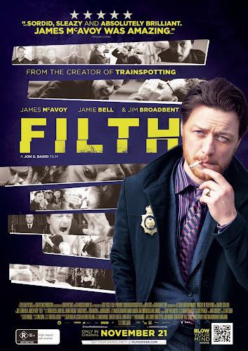 Filth (BRRip HD Inglés Subtitulada) (2013)