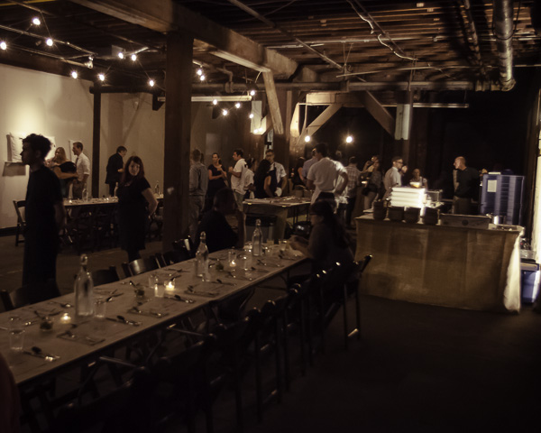 Dinner Lab Pop Up in Nashville Tennessee