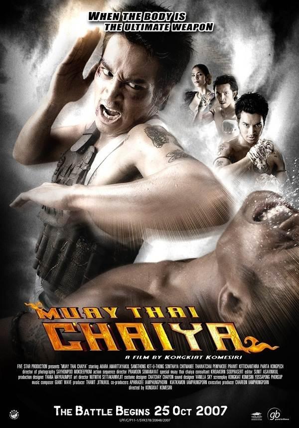 Kết quả hình ảnh cho (Muay Thai Fighter – Chaiya)