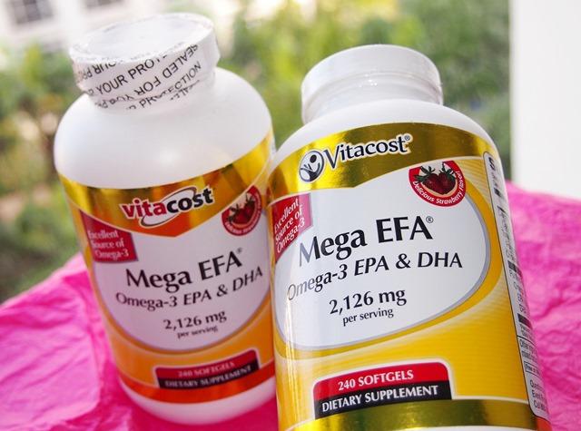 vitacost mega efa omega3 epa dha fish oil
