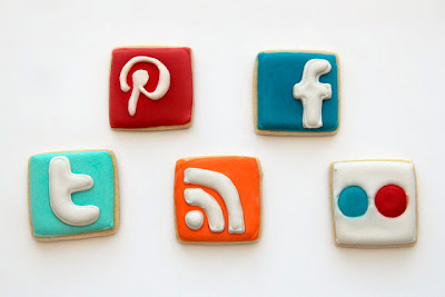 Galletas Social Media Icons