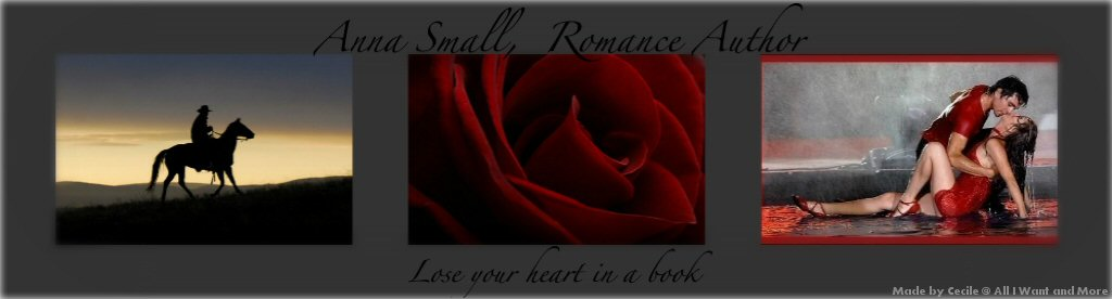 Anna Small, Romance Author