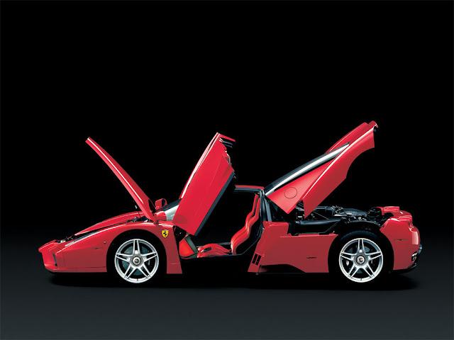 Gambar Mobil Sport Ferrari Enzo 22