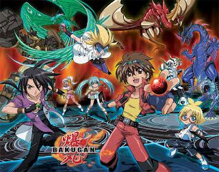 Universo jotha bakugan - Bakugan saison 4 ...