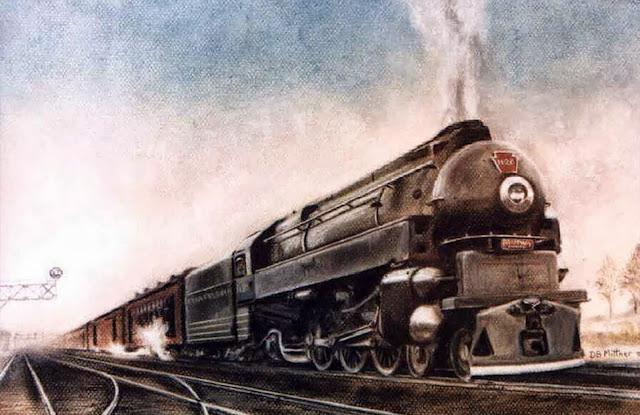 tren-pintado-al-oleo