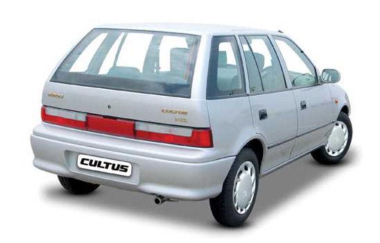Suzuki Cultus Auto Car