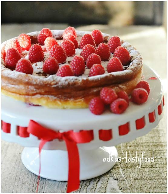 Jednoduchý cheesecake  ( iba z troch surovín)