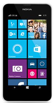Nokia Lumia 635 Windows