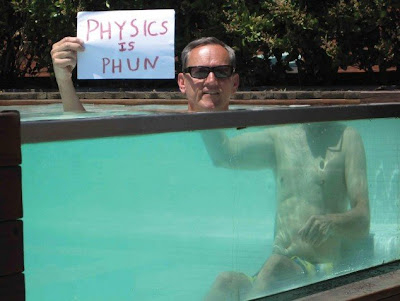 Physics is fun illusion