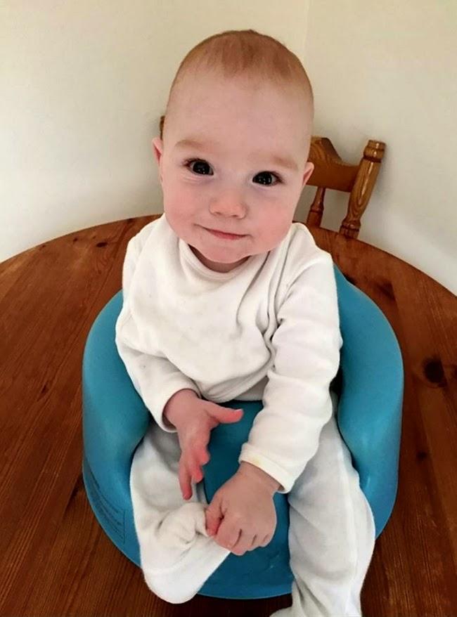 Gambar bayi sehat dan lucu terbaru