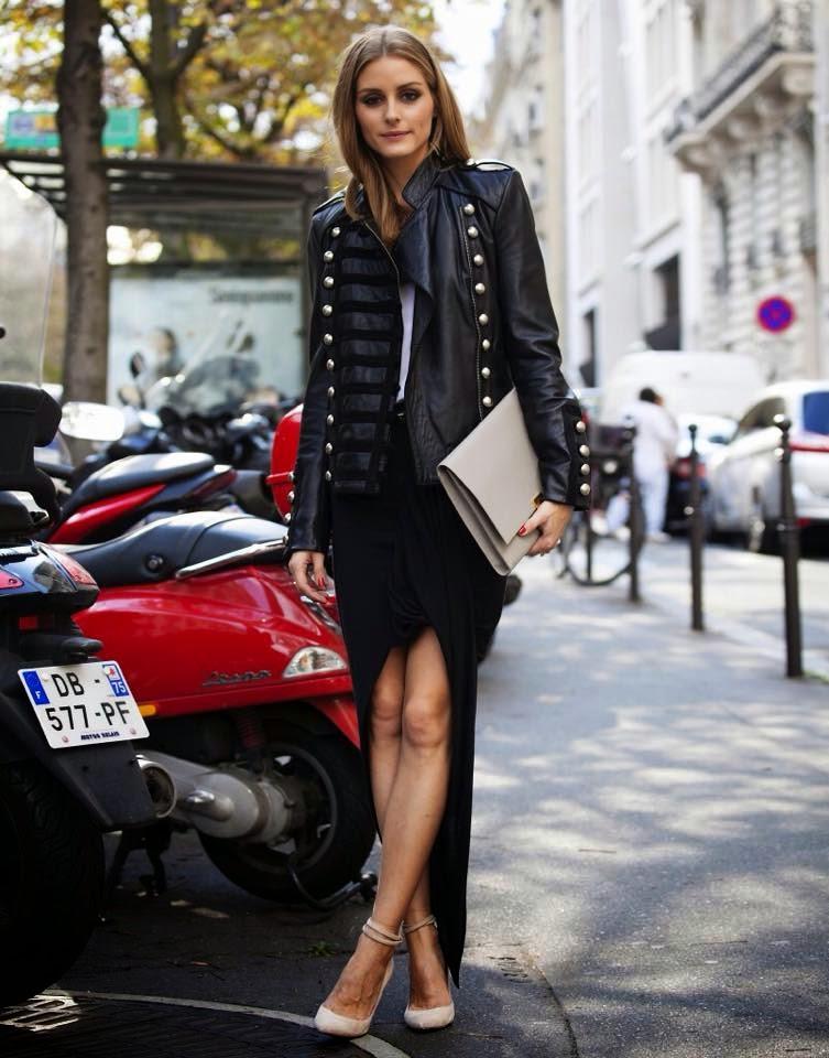 The Olivia Palermo Lookbook Olivia Palermo Street Style
