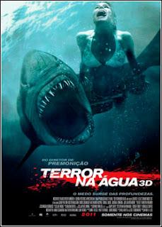 Terror na Água DVD-R