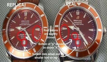 Tips Cara Membedakan Jam Tangan Original dan Replika
