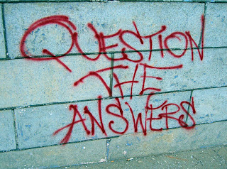 photo of question the answers, advocacy, advocate, monarae-beads