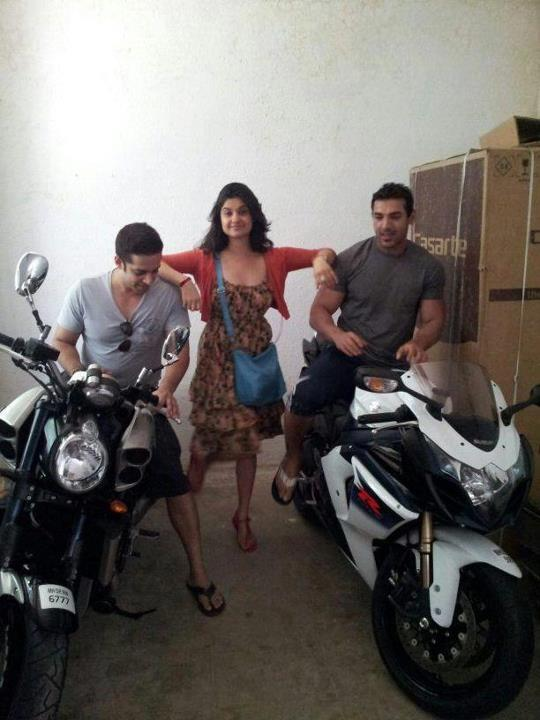 Stars And Cars John Abraham S Car Collections