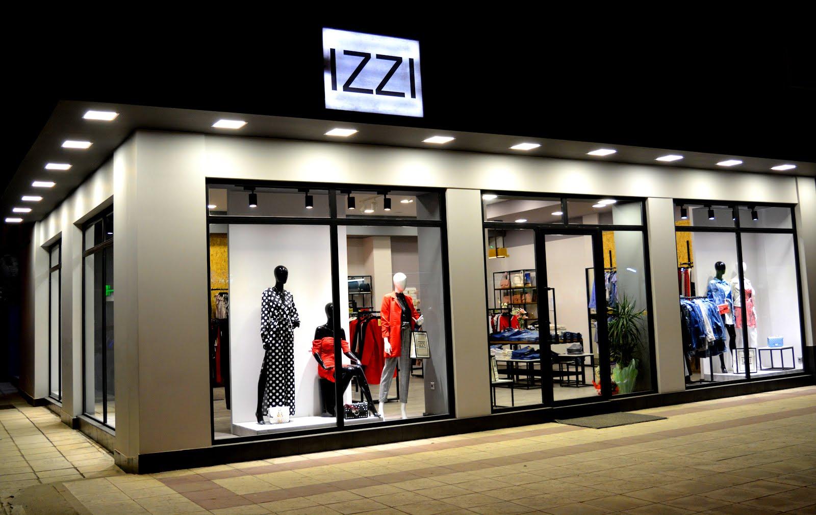 ''  IZZI  ''   I don' t make fashion, I'm fashion Αγιου Νικανδρου 5 στην Αριδαια !!!