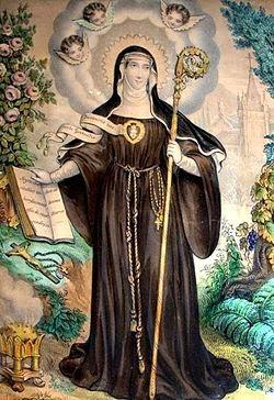 St. Gertrude of Helfta
