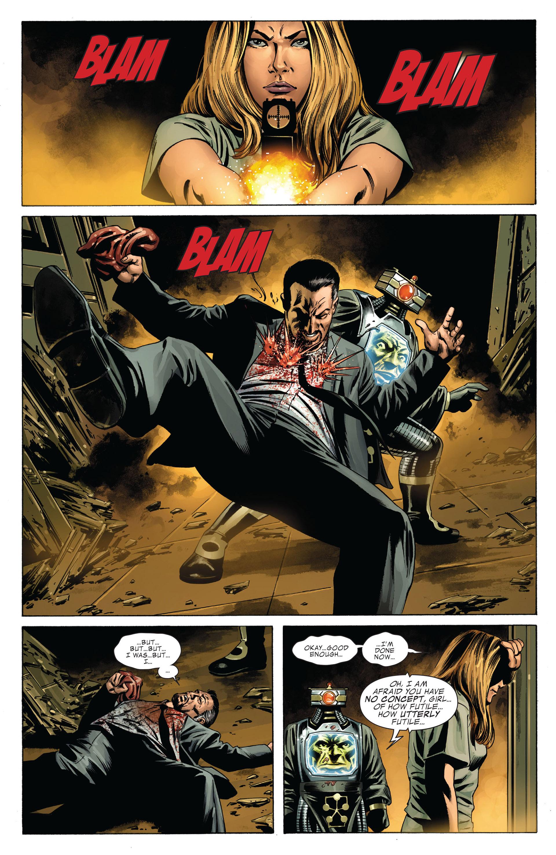 Captain America (2005) Issue #42 #42 - English 17