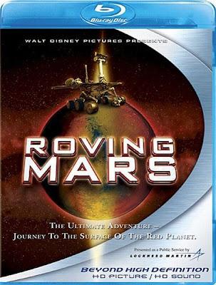 Roving Mars (2006) 720p BRRip 1.3GB mkv Dual Audio AC3 5.1 ch