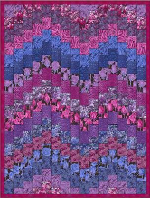 Bargello Quilt Patterns - Bargello Quilt Downloads - Page 1