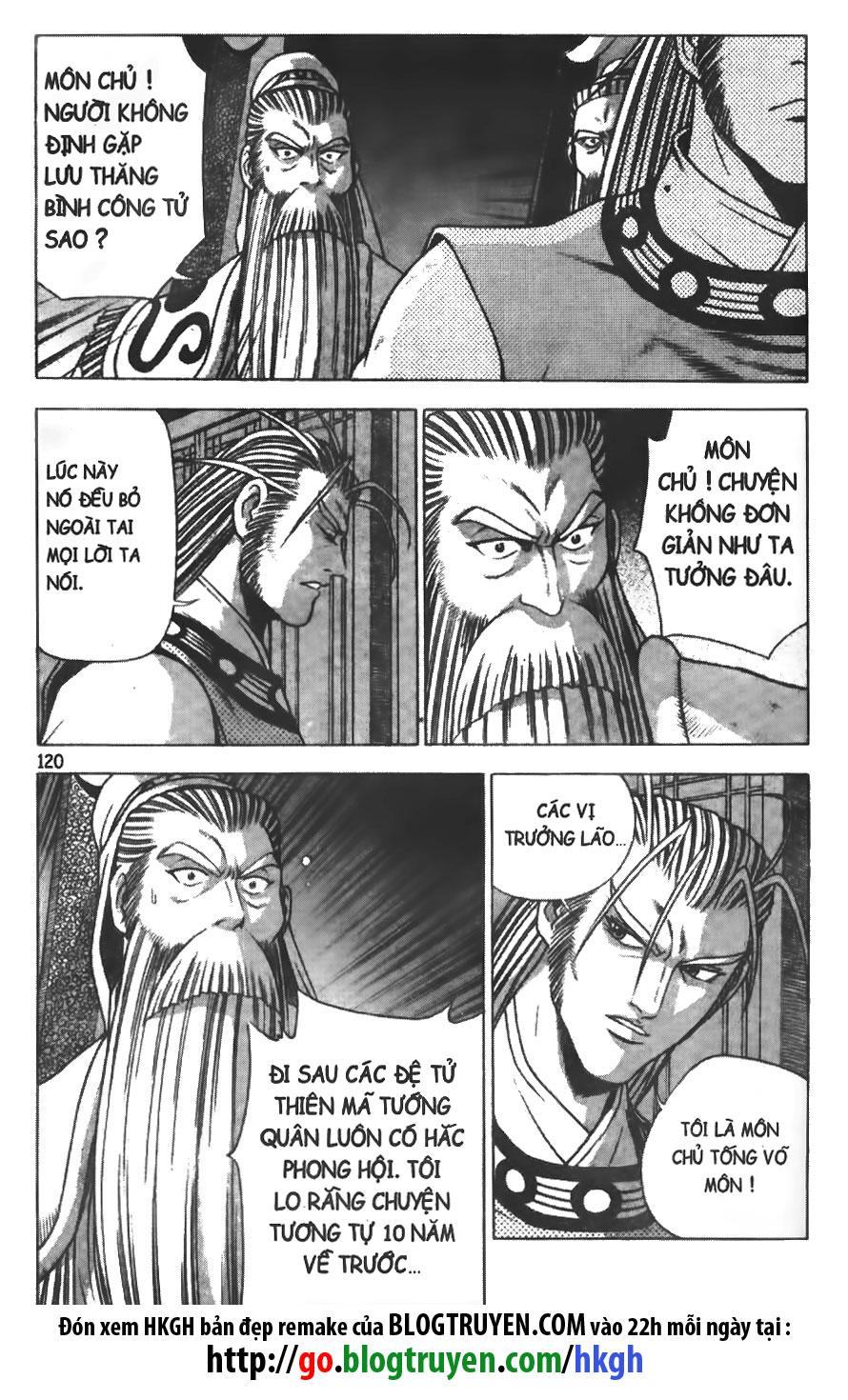 Hiệp Khách Giang Hồ chap 198 Trang 16 - Mangak.info