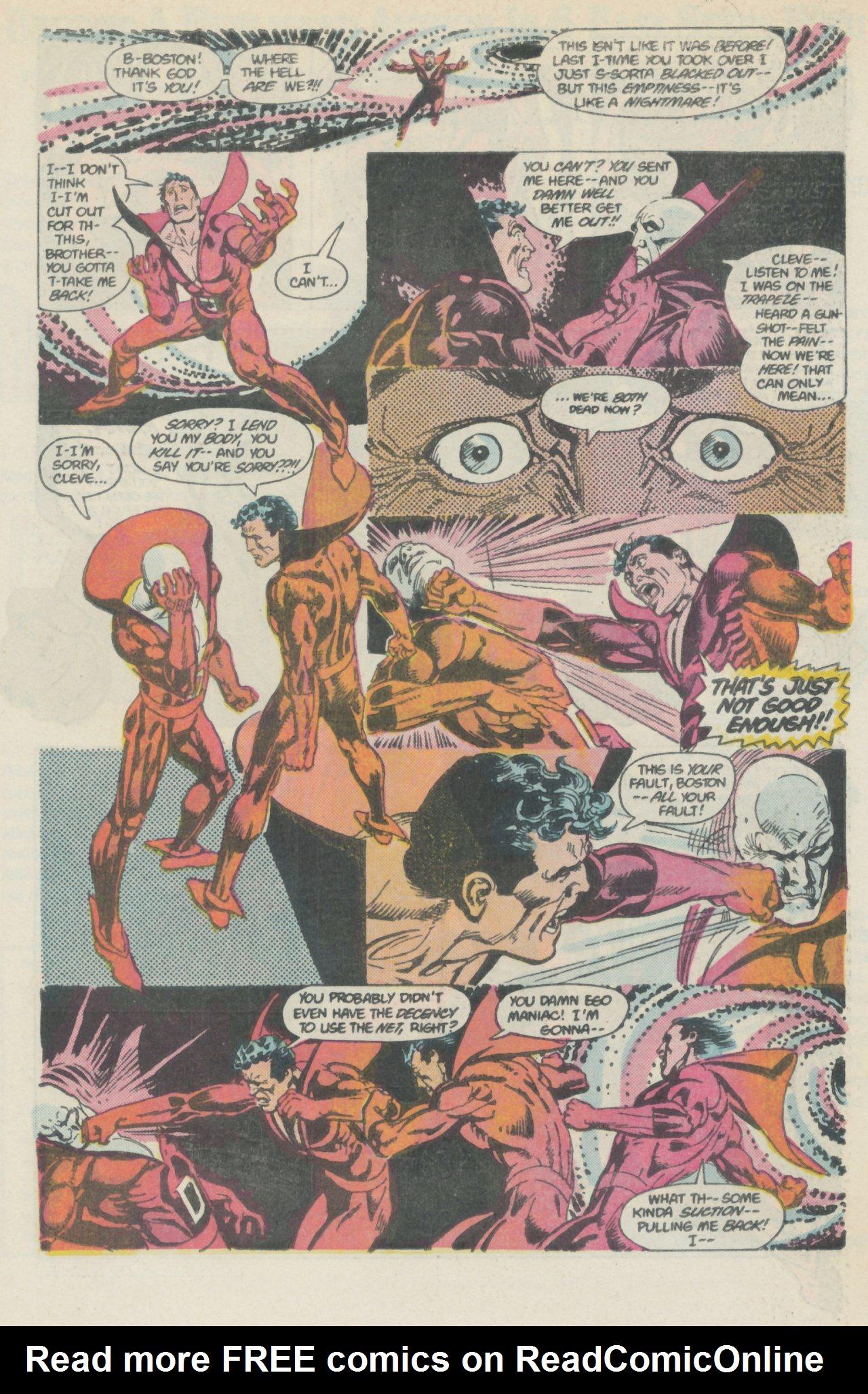 Deadman (1986) #1 #4 - English 28
