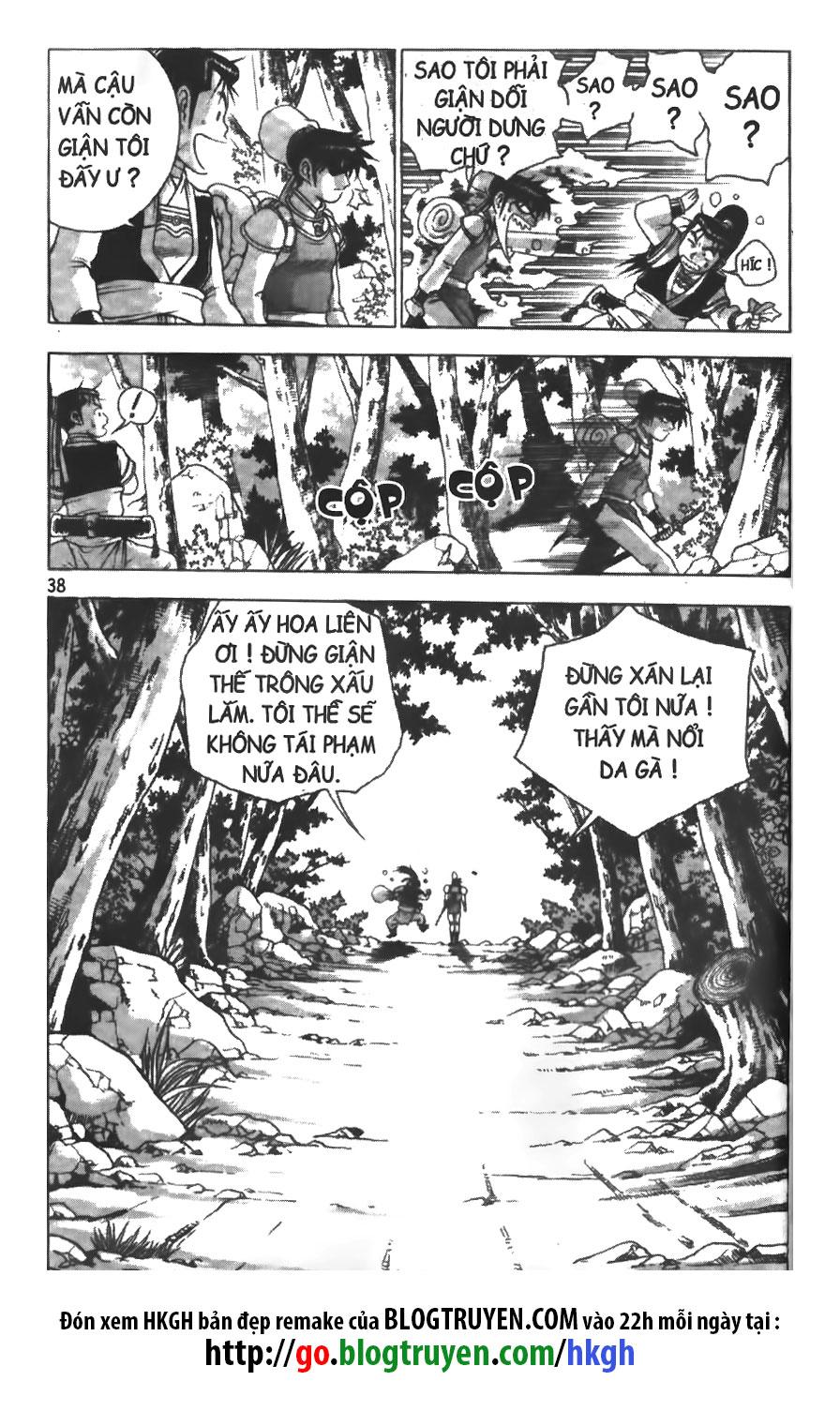 Hiệp Khách Giang Hồ - Hiệp Khách Giang Hồ Chap 230 - Pic 12
