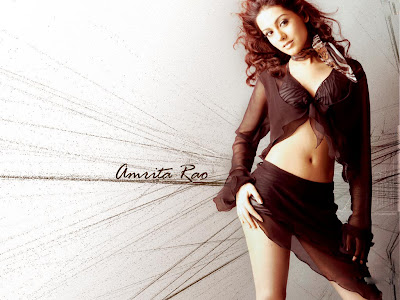 Amrita Rao Wallpapers 1 and Amrita Rao Movies Wallpapers