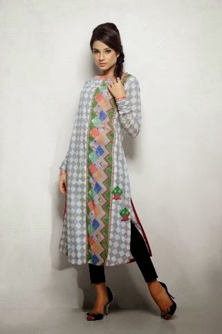 Kayseria Spring Lawn Dresses In Printed Forms