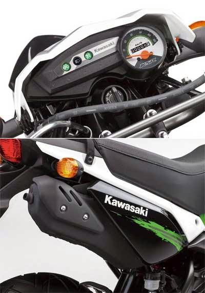 speedometer Kawasaki KSR