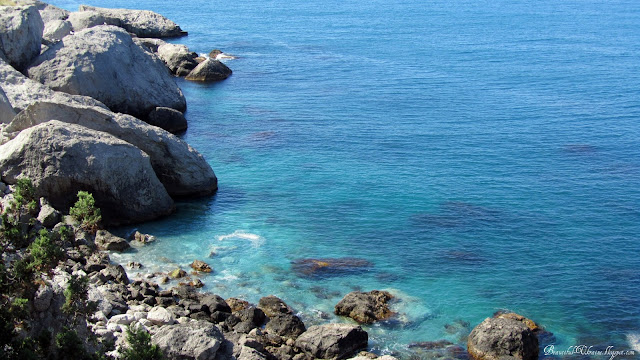 Изумрудная вода Ласпи