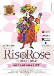 riso e rose in monferrato