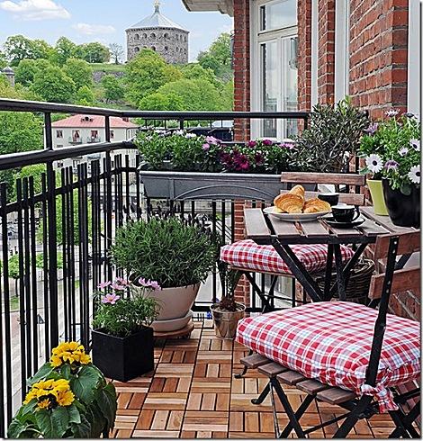 Best Terrazzi Arredati E Fioriti Pictures - Home Design Inspiration ...