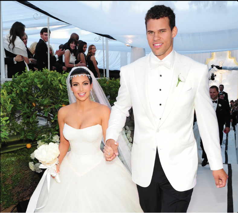 Kim Kardashian's Wedding Latest Photos