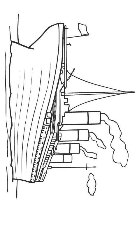 Titanic disegni da colorare disegni da colorare for Disegno del piano online