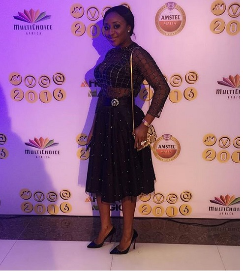 Nigerian actress, Ini Edo