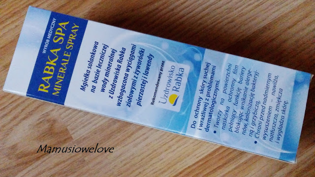 GORVITA - SPRAY MINERALE RABKA SPA