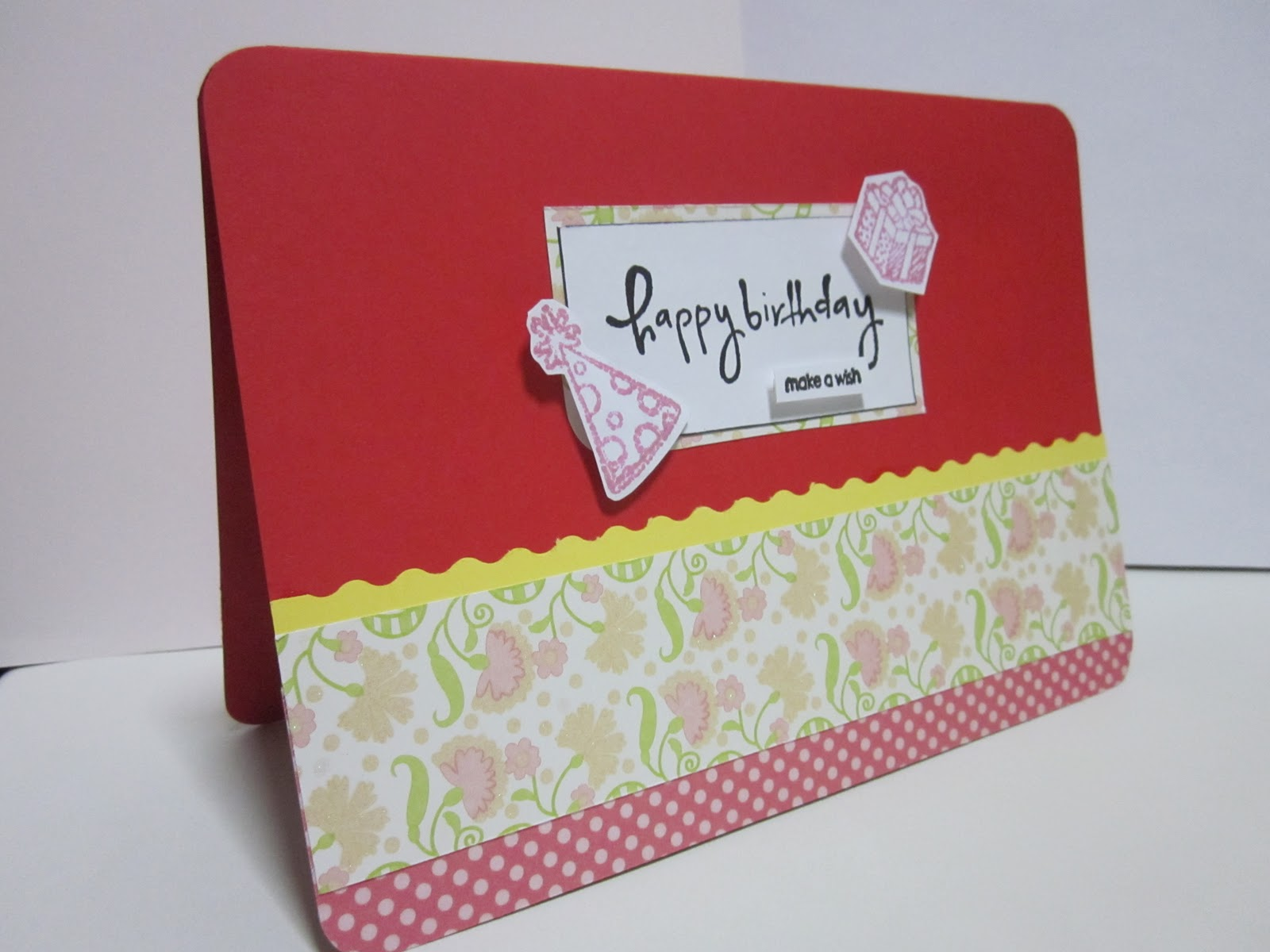 Birthday Cards, Wedding Invitation Cards and Mini Thank You Cards ...