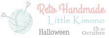 Reto 'Handmade' de Little Kimono hasta el 15 de octubre