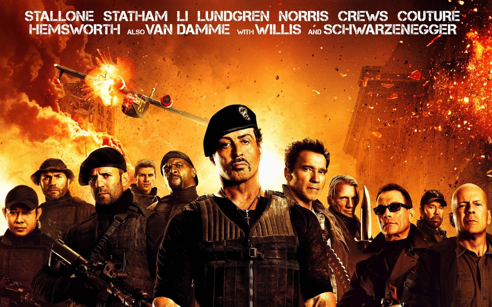 The Expendables 2 Movie 2012 Watch Online Download