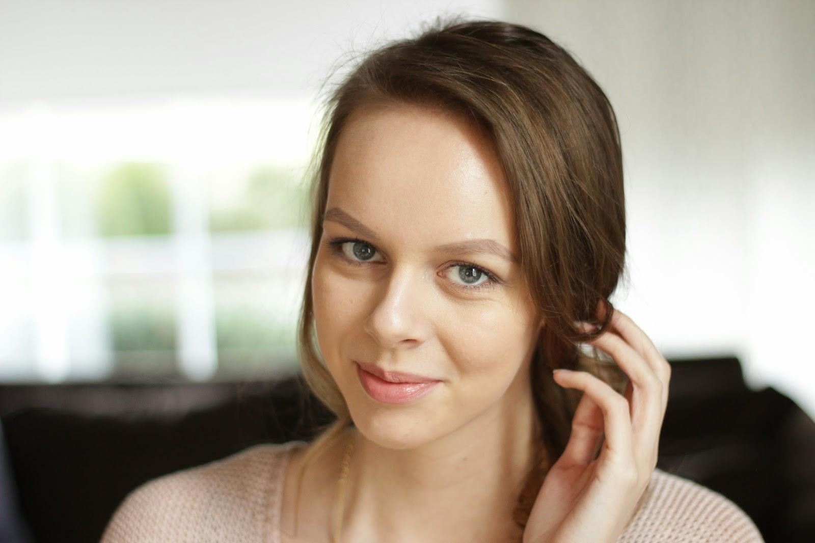 nieuwe make-up producten look