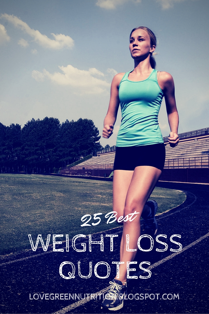best weight loss quotes
