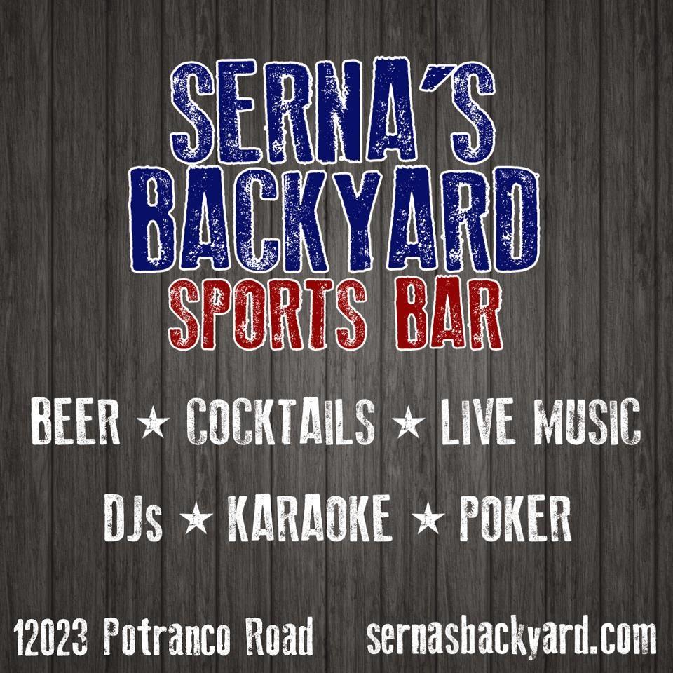 san antonio rocks whiskey wednesdays at serna 39 s backyard sp