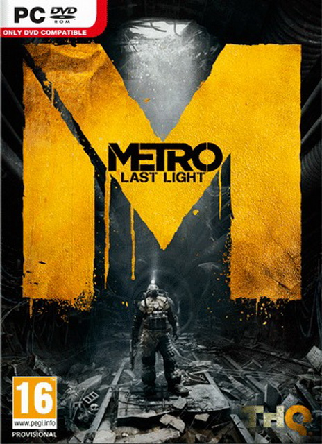 Re: METRO: Last Light / EN / FLT