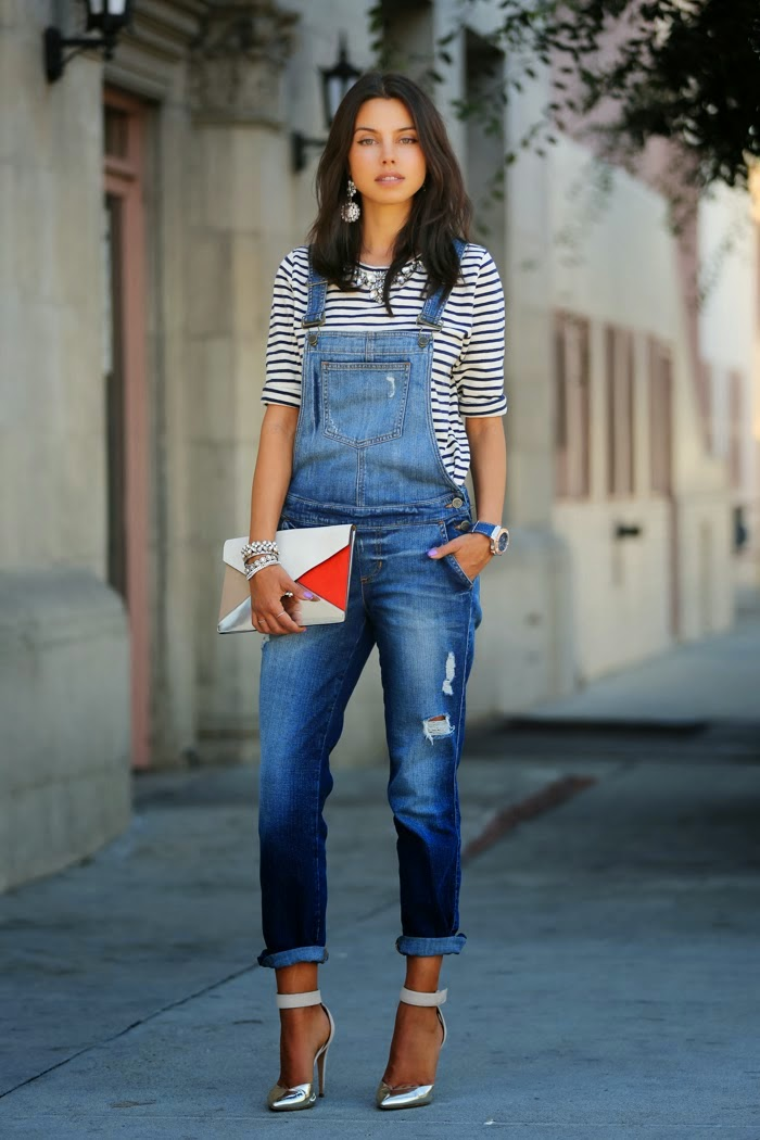 salopette in denim outfit salopette in denim come abbinare la salopette in denim salopette in jeans how to wear denim overall denim overall street style mariafelicia magno fashion blogger italiane colorblock by felym mariafelicia magno fashion blogger color-block by felym fashion bloggers italy italian fashion bloggers blog di moda italiani blogger italiane di moda