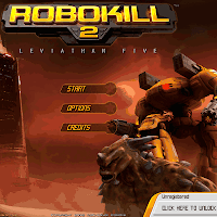Flash-игра Robokill 2 RPG