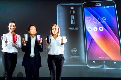 Smartphone Terbaik di Ajang CES 2015