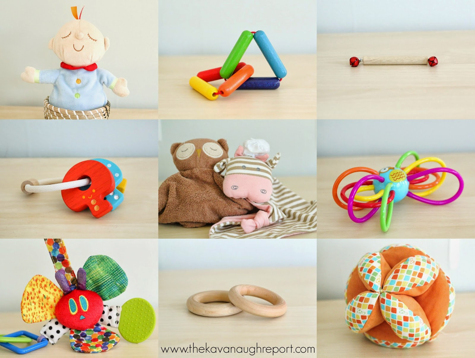 4 Month Baby Toys : Montessori baby toys at months