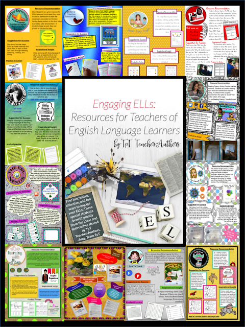 ELL EBook: Resources for Teaching English Language Learners {Free}