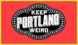 Keep Portland weird Paris, Metz, Nancy Slimkid3 Life Savas